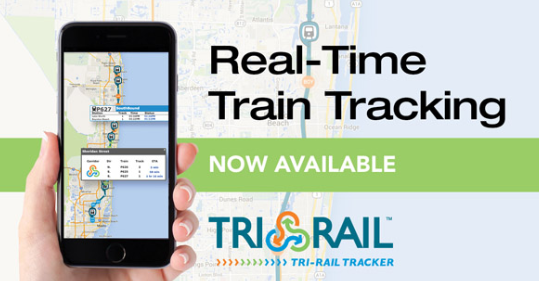 Tri Rail   South Florida Regional Transportation Authority Map Of Pompano Beach Business on map of san diego beaches, map of south daytona fl, map of tampa and pompano,